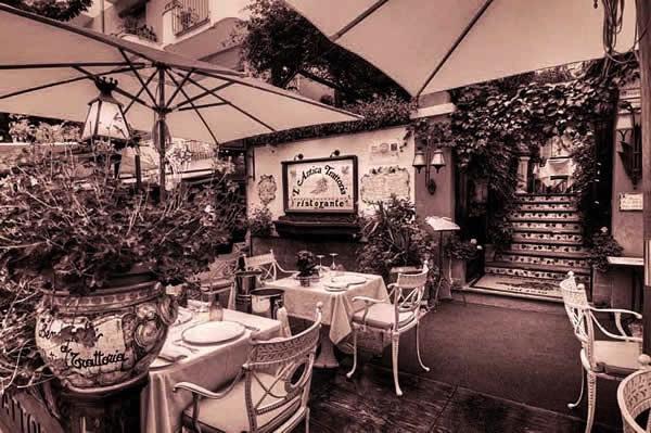 Ristorante L\'Antica Trattoria Sorrento (Italy) - Sorrento Restaurant